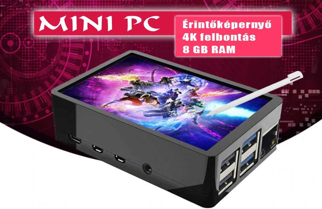 Bika erős Mini PC kevesebb mint 40 ezerért