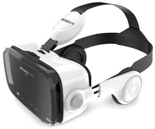 BOBO VR Z4 virtuális valóság szemüveg a maximális élvezetekért – NaMerre f5d332943e