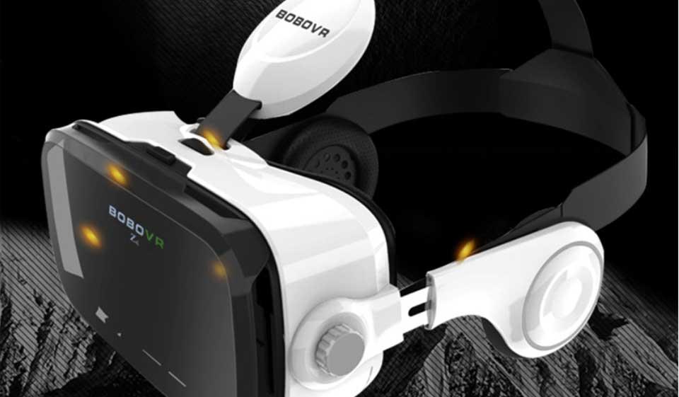 BOBO VR Z4 virtuális valóság szemüveg a maximális élvezetekért