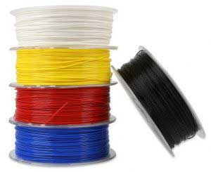 Creality 3D White/Black 1KG 1.75mm PLA Filament