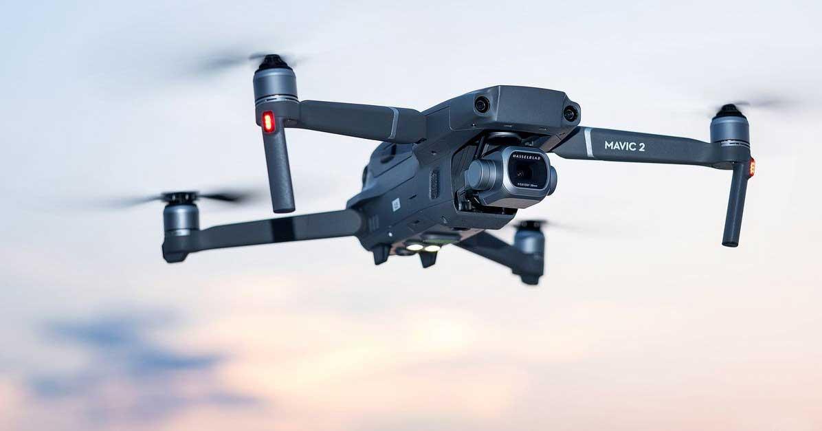 Drón Tuning – Nagy hatótávolságú FPV élőkép okostelefonon keresztül