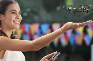 Ryze Tello szelfi drón kezdőknek olcsón