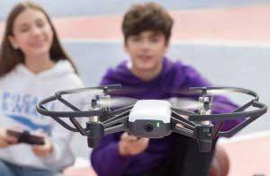 DJI szelfi drón kezdőknek olcsón