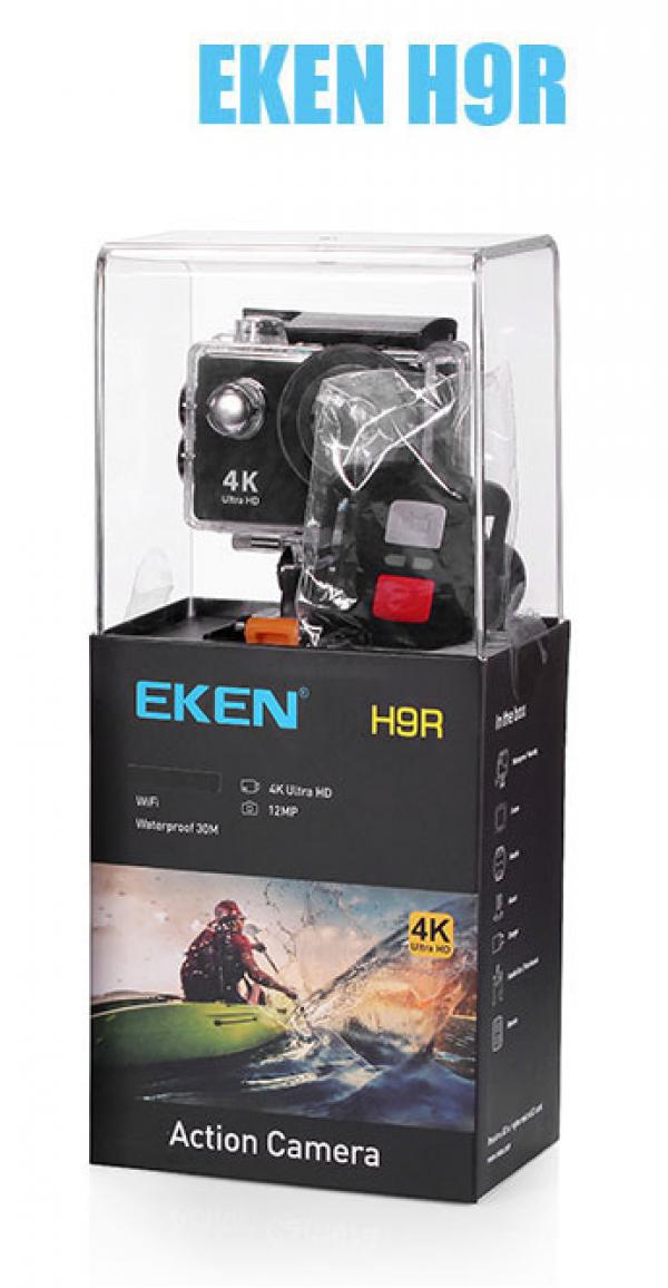 EKEN H9R legjobb akciókamera kezdőknek