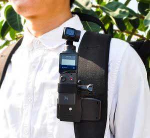 FIMI PALM mini kézi kamera gimbal hátizsák pánt tartó