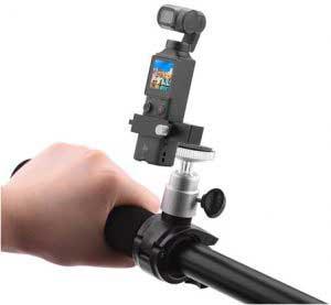 FIMI PALM mini kézi kamera gimbal kerékpár tartó