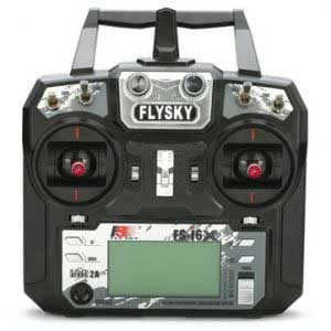 Flysky i6X FS-i6X RC távirányító