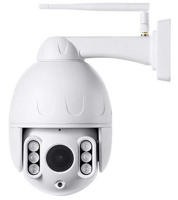 Alfawise SD07W forgatható FULL HD kültéri WiFi IP kamera vásárlás