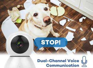 ZS – GX1 WiFi IP kamera kétirányú hangátvitel