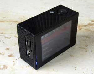 FuriBee F60 4K vízálló akciókamera teszt