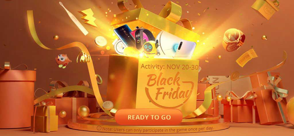 2019 GearBest Black Friday akciók - Kupon Eső