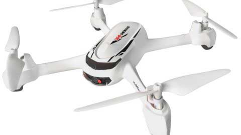 Hubsan X4 H502S Desire FPV + GPS Quadcopter