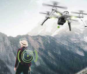 JJRC JJPRO X5 EPIK drón teszt