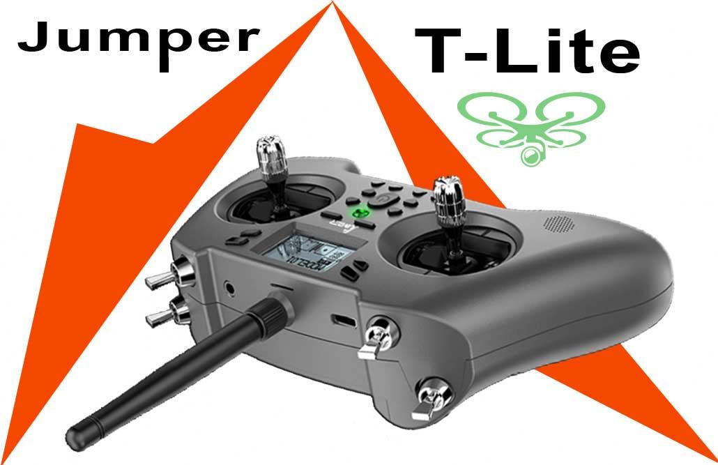 Jumper T-Lite RC távirányító ami mindennel is kompatibilis