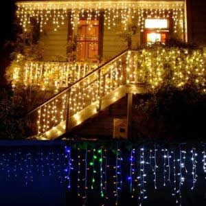 Karácsonyi LED szalagok