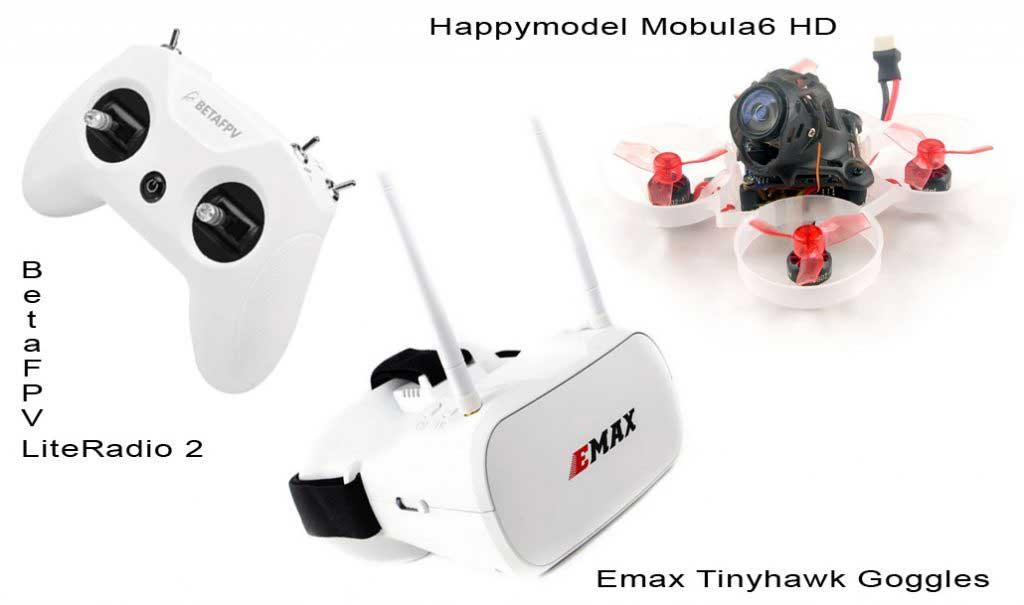 Legjobb FPV drón szett kezdő drón pilóták számára