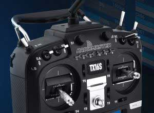 RadioMaster TX16S RC távirányító