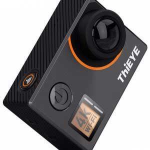 ThiEYE T5 Edge 4K akciókamera teszt