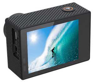 ThiEYE T5 Edge 4K akciókamera kijelző