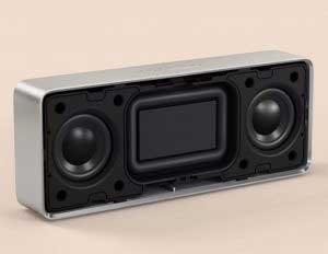hordozható bluetooth hangszóró